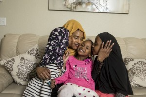 The Center for New Americans was recently part of the team that helped bring Mushkaad, a 4-year old girl to her family in Minnesota from Uganda after President Trump signed the executive order temporarily blocking refugees from entering the United States.